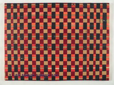 Adel Abdessemed, 'Cocorico painting, Y los sueños, sueños son', 2017-2020