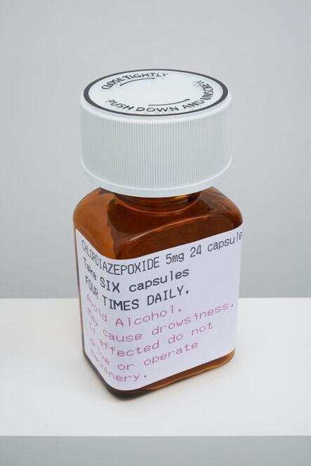 Damien Hirst, 'Chlordiazepoxide 5mg 24 capsules', 2014