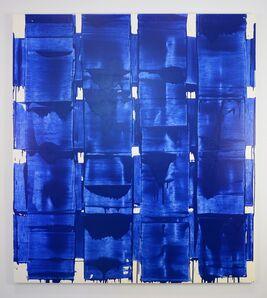 John Zinsser, 'Blue Spirits', 2016