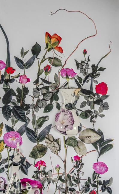 Burçak Bingöl, 'Roses of Hasbahçe', 2017