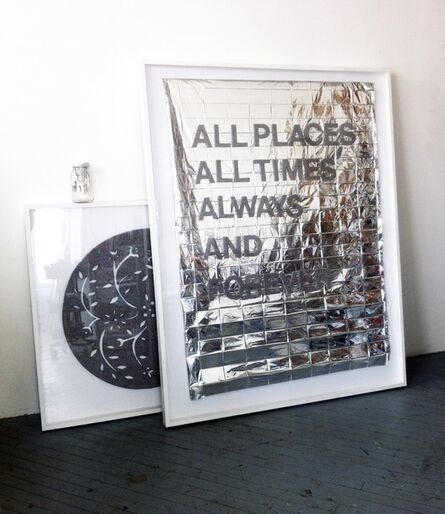Maria Hupfield, 'All Places All Times', 2015