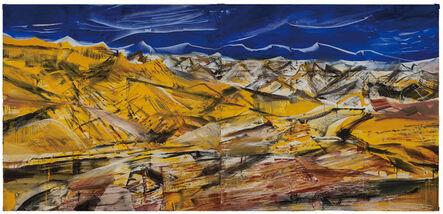 Liu Shangying 刘商英, '脊梁', 2014