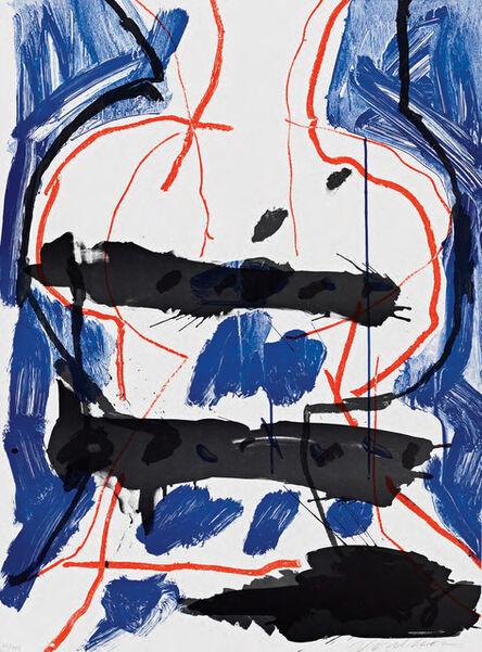 Peter Voulkos, 'Abstract VIII: I Got The Cobalt Blues', 1979