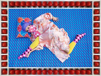Hassan Hajjaj, 'Sarah Perles Gazin'', 2015 / 1436 (Gregorian/Hijri)