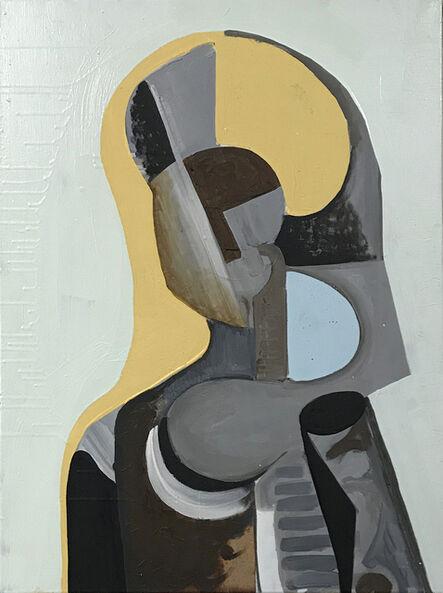 Oliver Gröne, 'Maria', 2018