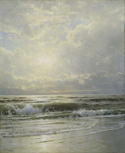 William Trost Richards, 'Morning, Sea View'