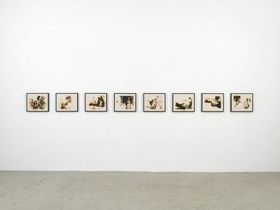 Teresita Fernández, 'Burned Landscape (America) 5', 2017