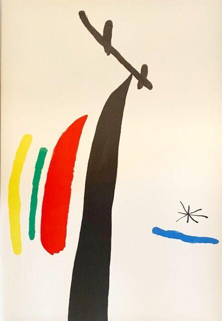 Joan Miró, 'Ma de Proverbis', 1970