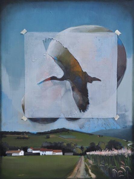 Jochen Pankrath, 'Der Traum von Freiheit II', 2018