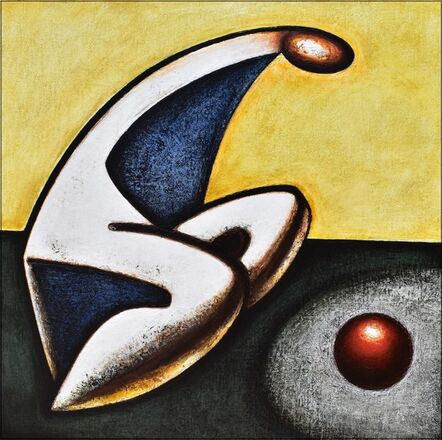 Karo Alexanian, 'Inclination', 2020