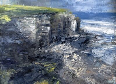 Donald Teskey, 'Coastline III ', 2015