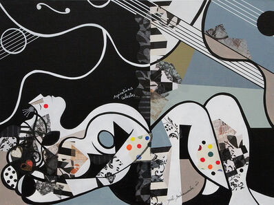 Yoël Benharrouche, 'Aspirations célestes', 2016