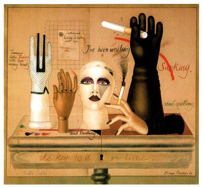 Shimon Okshteyn, 'No Smoking', 1984