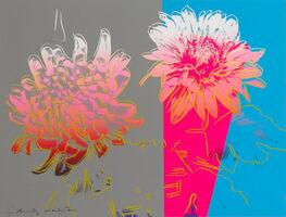 Andy Warhol, 'Kiku II.308', 1983