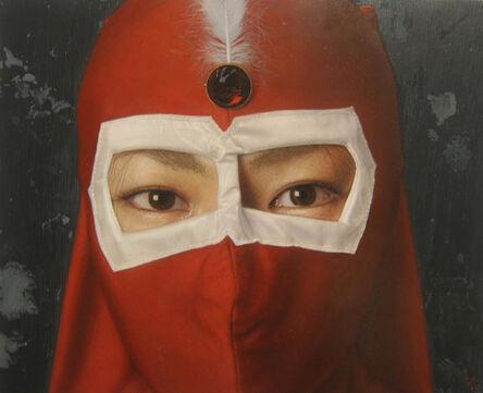 Kenichiro Ishiguro, 'Kekko Mask', 2011-2012