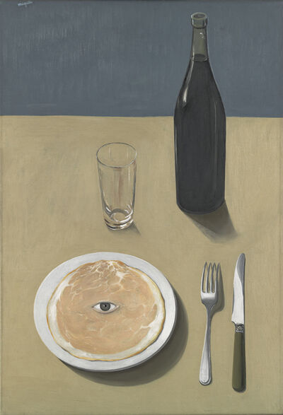 René Magritte, 'The Portrait (Le Portrait)', 1935