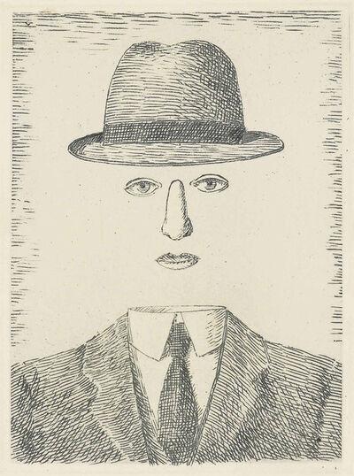 René Magritte, 'Paysage de Baucis ', 1966