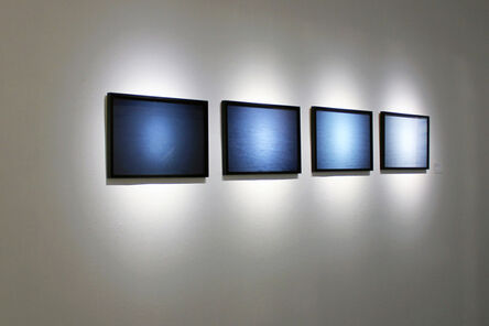 Leung Chi Wo 梁志和, 'Untitled (Blue Water)', 2014