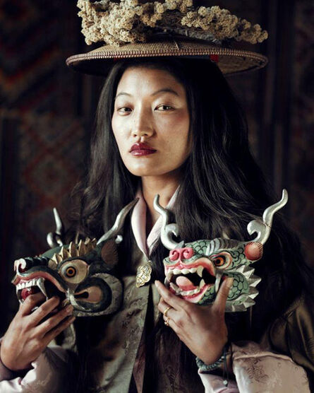 Jimmy Nelson, 'XXIX 2 // XXIX Bhutan', 2016