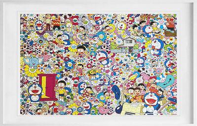 Takashi Murakami, 'Murakami Takashi Doraemon's limited edition Mosaic', 2019