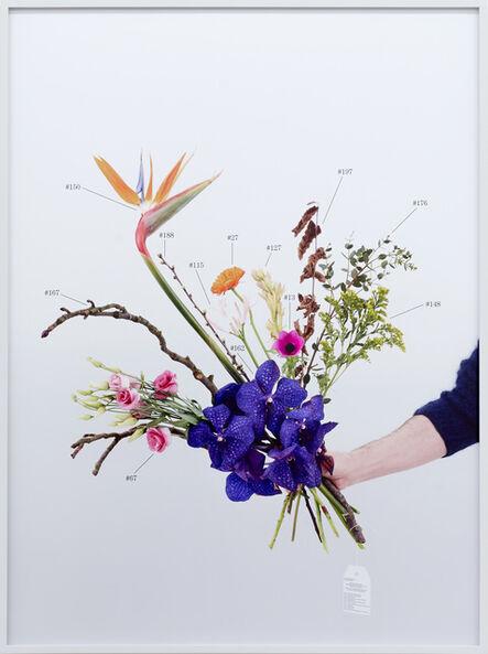 Natalie Czech, 'A Critic's Bouquet by Hili Perlson for Berlinde de Bruyckere ', 2015