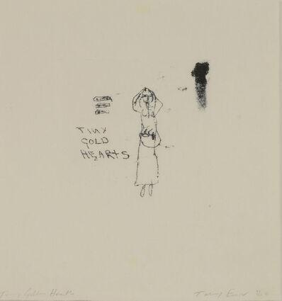 Tracey Emin, 'Tiny Golden Hearts', 2010
