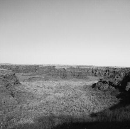 Joe Deal, 'Wash, Red Hills', 2007