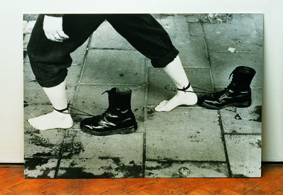 Mona Hatoum, 'Performance Still', 1985-1995