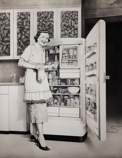 Laurie Lipton, 'OFF', 2013