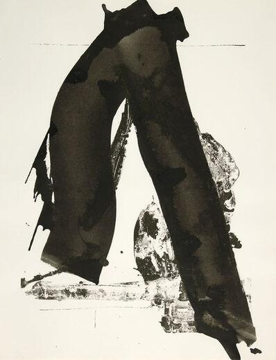 Robert Motherwell, 'I.H. SERIES NO. 19', 1970