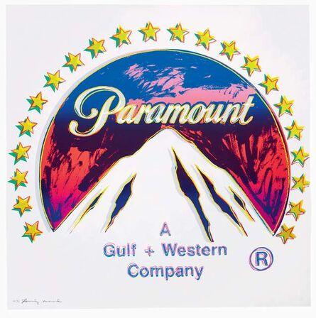 Andy Warhol, 'Paramount F&S II.353', 1985