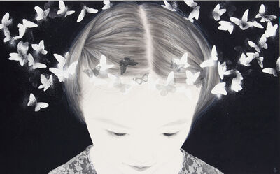 Karin IWABUCHI, 'loop of the butterfly #1', 2015