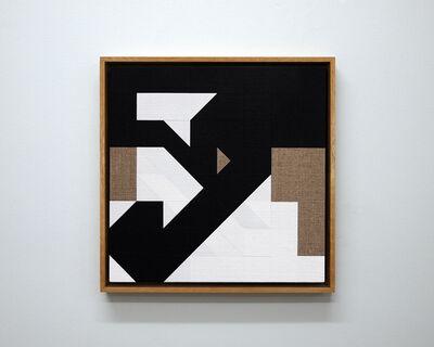 Tom Hackney, 'Chess Painting No.93 (Duchamp vs. Renaud, Strasbourg, 1924)', 2016