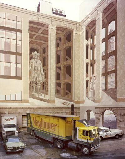David Graham, 'Philadelphia, PA', 1984