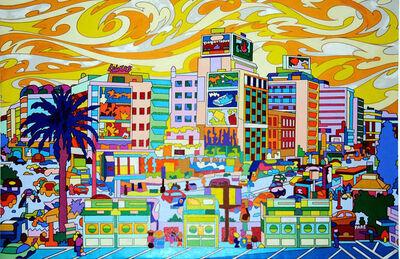 Benoit Pare, 'City of Colors', 2016
