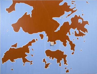 David Diao, 'Hong Kong, Tsim Sha Tsui', 2014