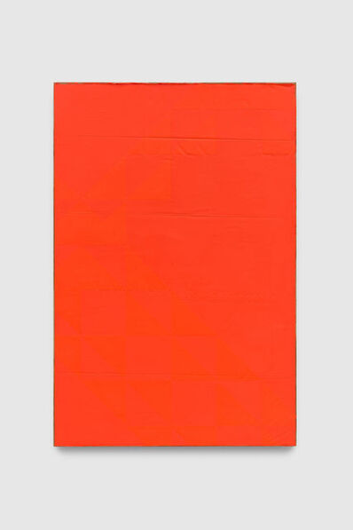 Mark Hagen, 'To Be Titled (Naphthol Red, Cadmium Orange II)', 2017