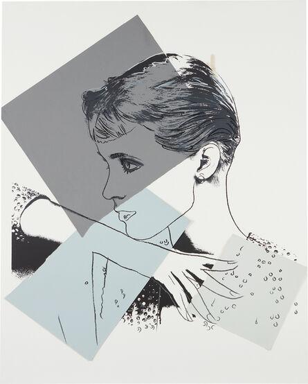 Andy Warhol, 'Unidentified Woman (Halston Model)', 1982
