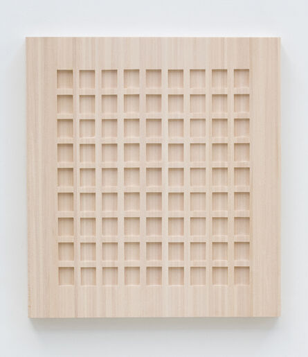 Hadi Tabatabai, 'Wood Piece #2', 2008