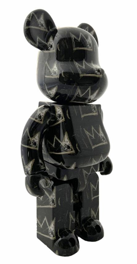 Jean-Michel Basquiat, 'Basquiat Bearbrick 1000% Companion (Basquiat BE@RBRICK)', 2021
