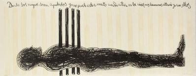 Jorge Pineda, 'Crucifixion', 1995