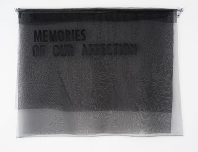 Joël Andrianomearisoa, 'Memories of our affection', 2015