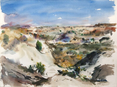 Raoul Middleman, 'Capital Reef', 2007