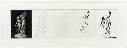 Ketty La Rocca, 'Apollo and Dafne', 1974