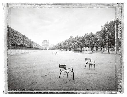 Christopher Thomas, 'Jardin de Tuileries I', 2013