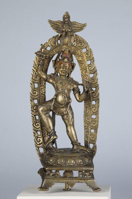 'Vajrapani Trampling Snakes', 10th-11th century
