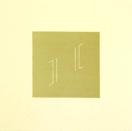 Fred Sandback, 'Untitled', 1979