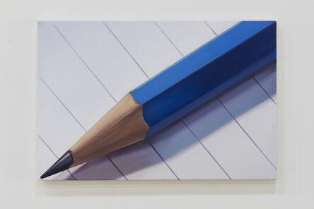 Carl Hammoud, 'Pencil on Paper', 2020