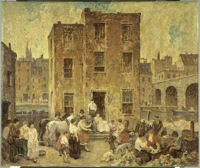 Robert Spencer, 'Mountebanks and Thieves'