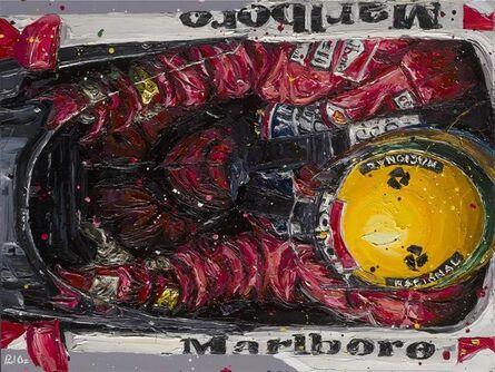 Paul Oz, 'Senna 'Birds Eye'', 2013
